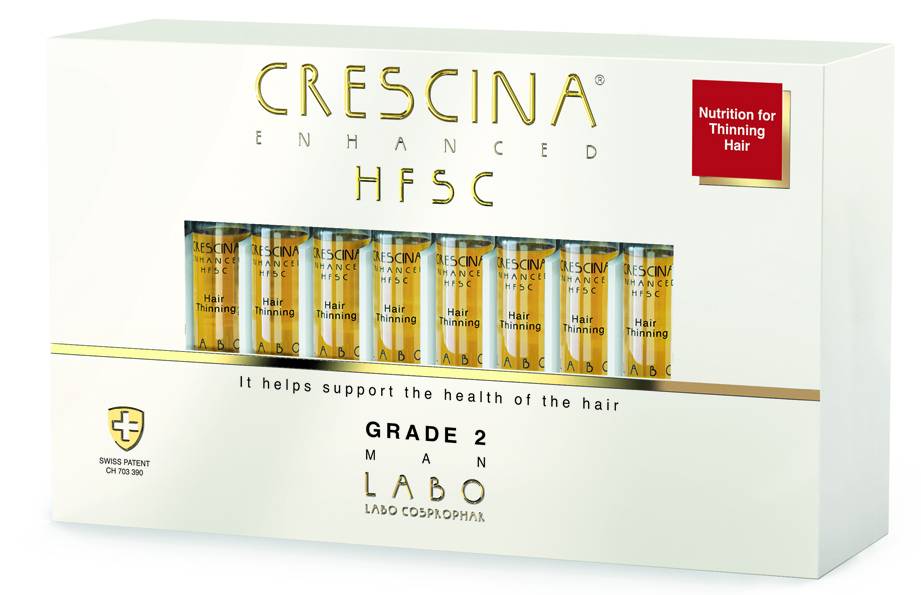 Crescina Hair Regrowth Treatment